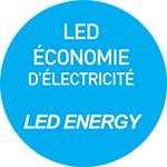 LED économie électricité
